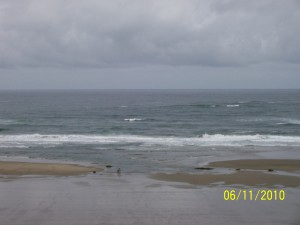 Pacific Ocean